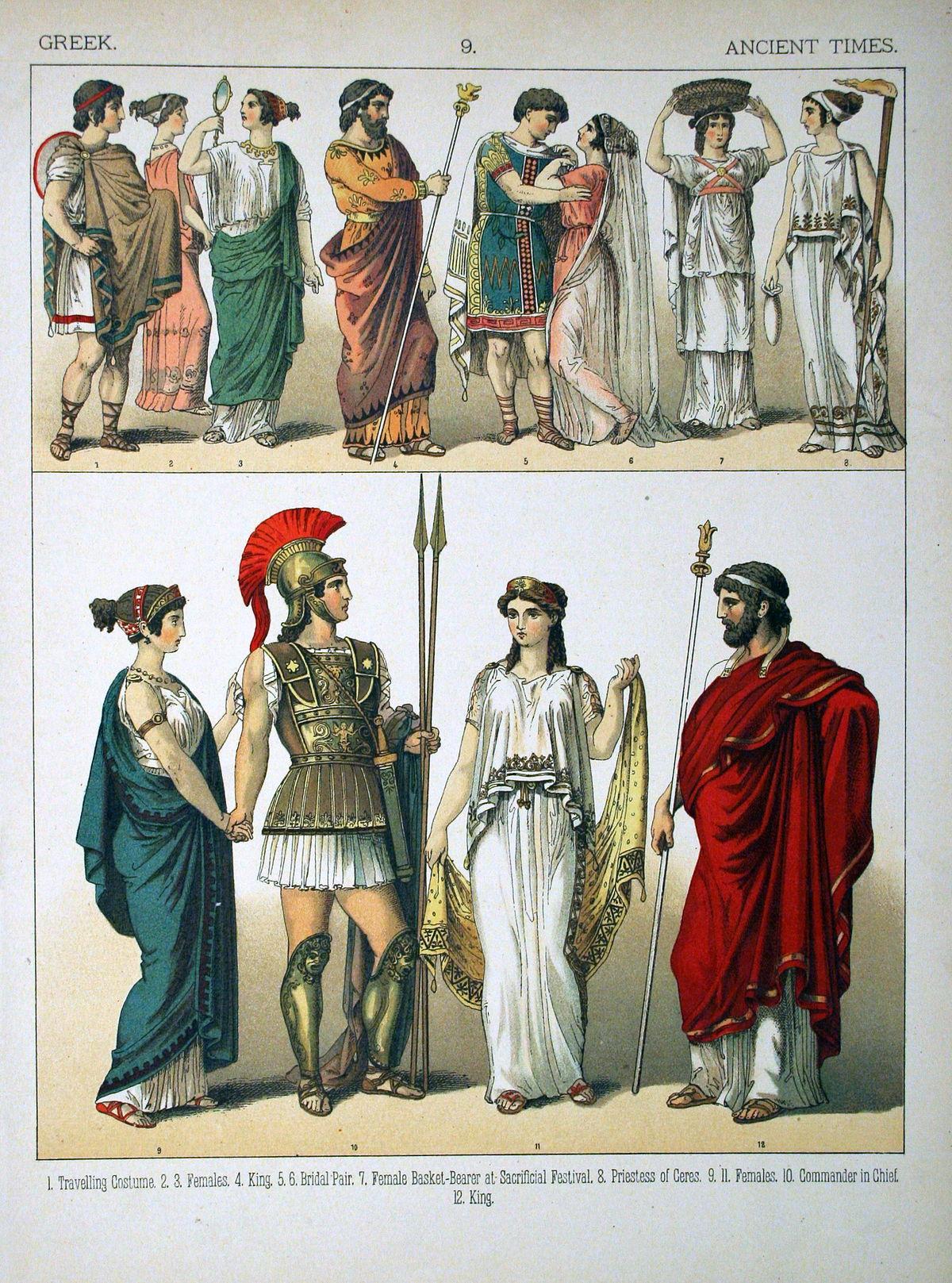 Arab culture clothes clipart clipart library stock Greek dress - Wikipedia clipart library stock