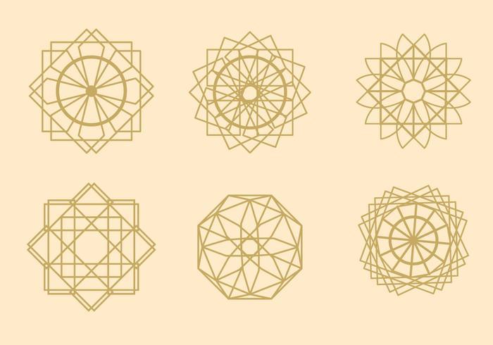 Arabesque shape clipart free image transparent stock Arabesque Free Vector Art - (19,096 Free Downloads) image transparent stock