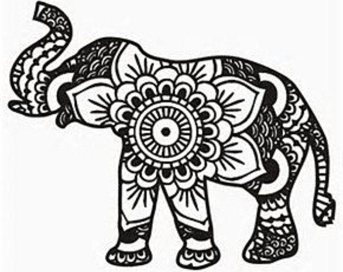 Arabian elephant clipart clip royalty free stock Elephant svg | Elephants svg | Animal Svg, Mandala Svg,Boho svg ... clip royalty free stock