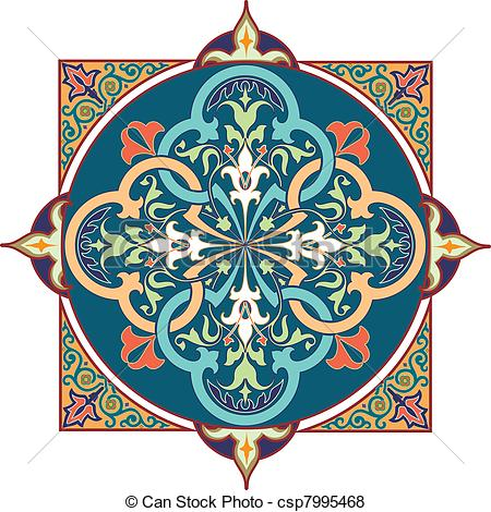 Illustrations and royalty free. Arabic clipart