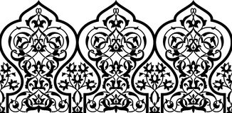 Arabic clipart borders jpg royalty free library Moorish Arabic Border Stock Illustrations – 193 Moorish Arabic ... jpg royalty free library