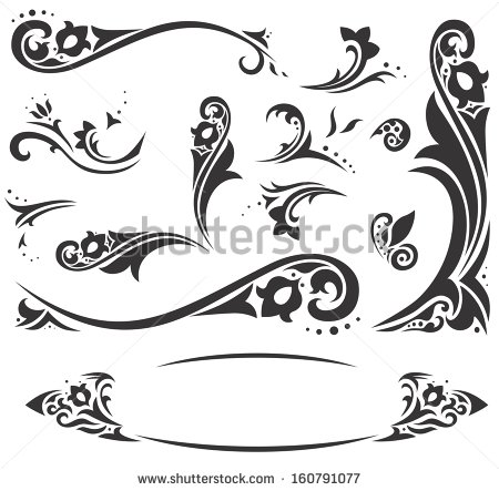 Arabic clipart borders png download Arabic Border Stock Images, Royalty-Free Images & Vectors ... png download