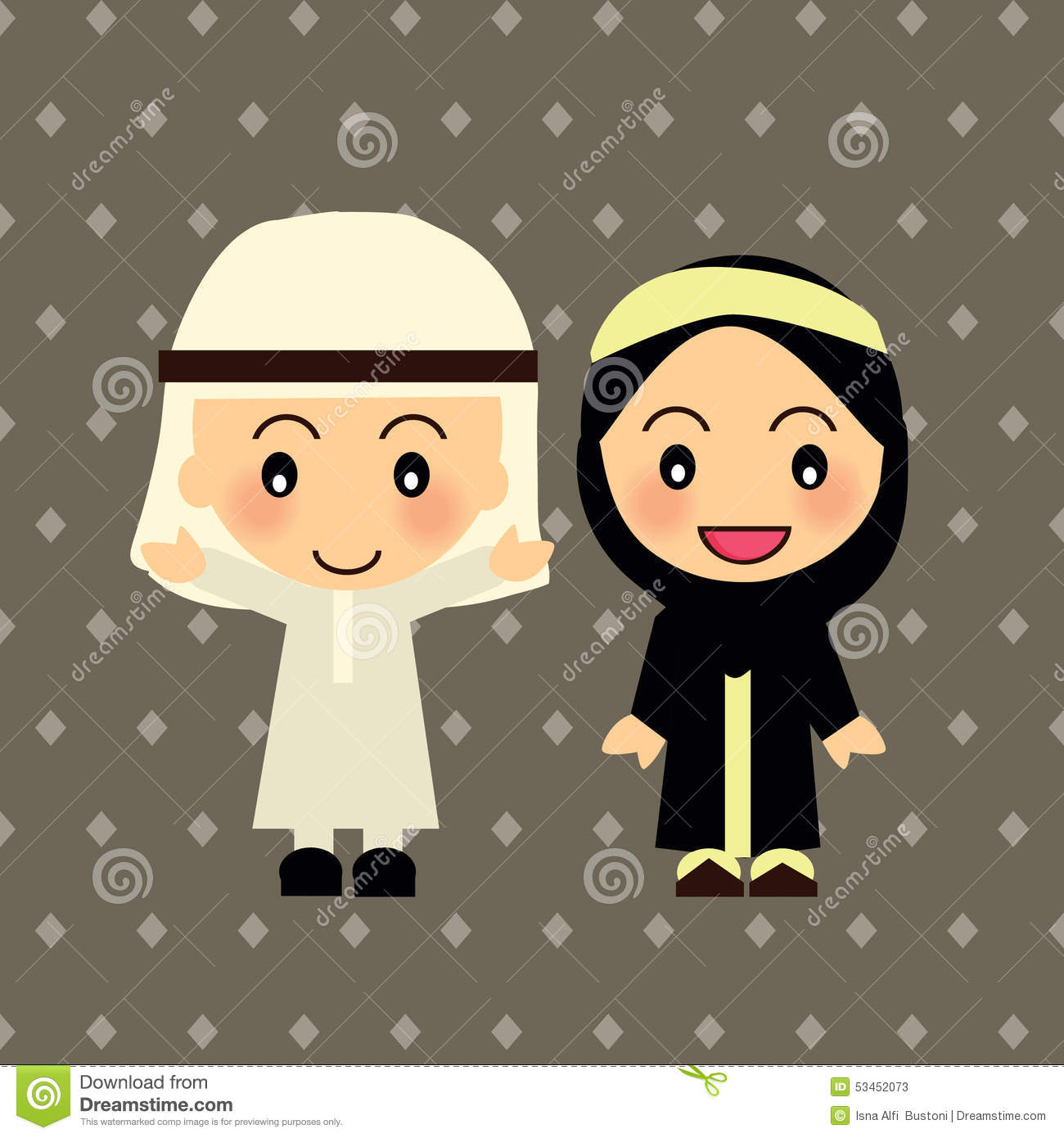Arabic clipart kids. Clipartfest world from arab