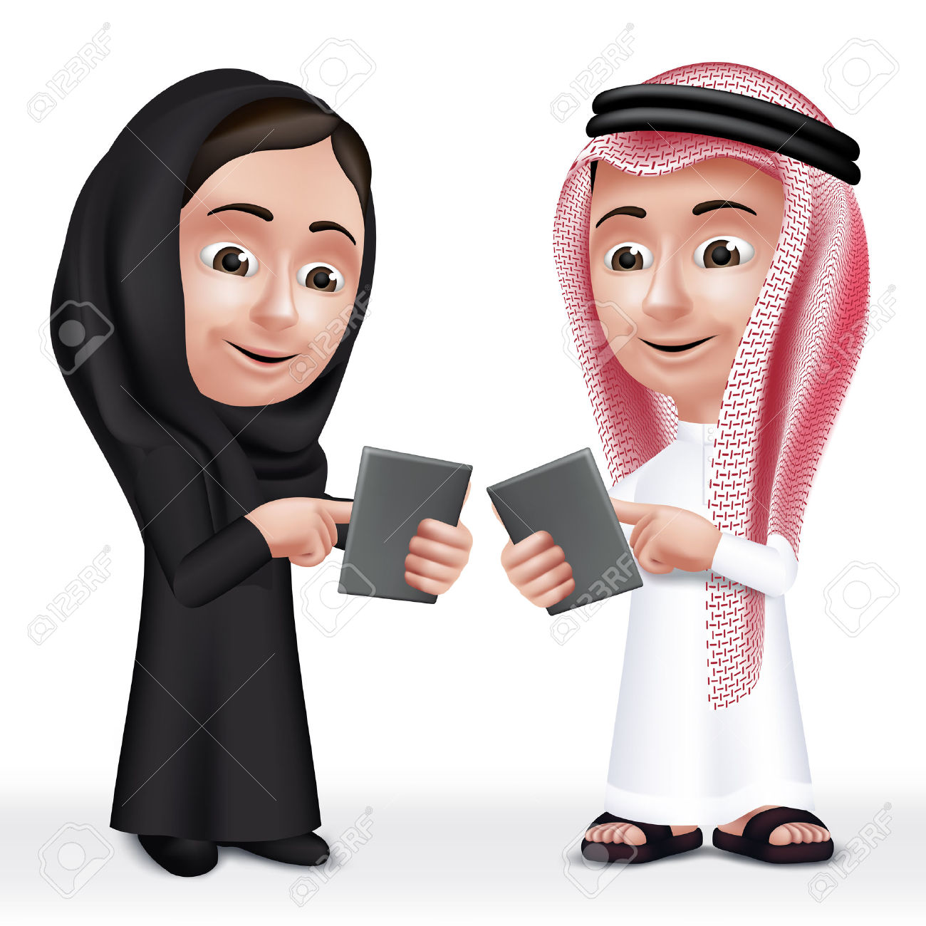 Arabic clipart kids freeuse library 6,074 Arabic Man Stock Illustrations, Cliparts And Royalty Free ... freeuse library