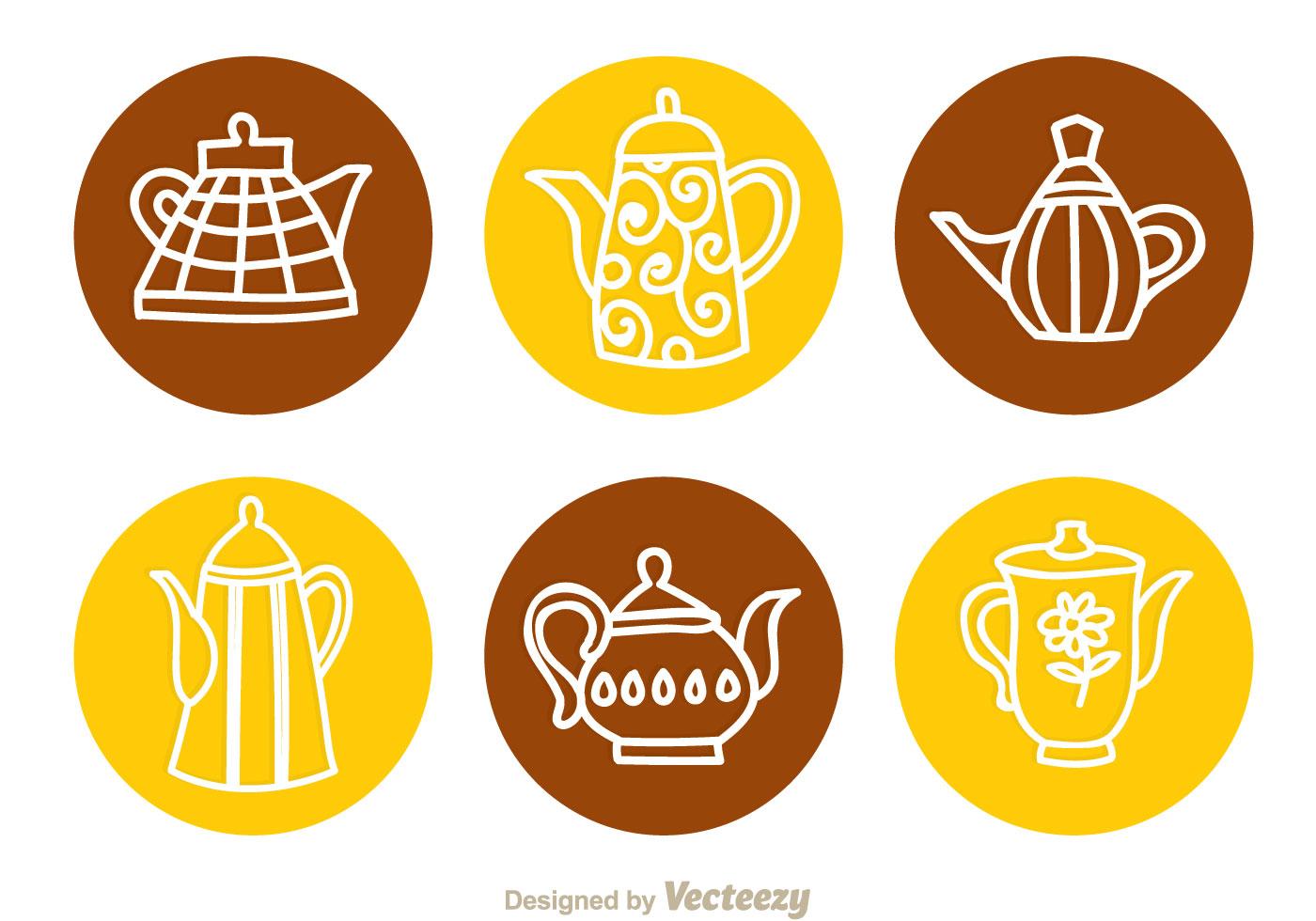Arabic coffee pot cliparts vector library download Arabic Coffee Pot Free Vector Art - (47 Free Downloads) vector library download