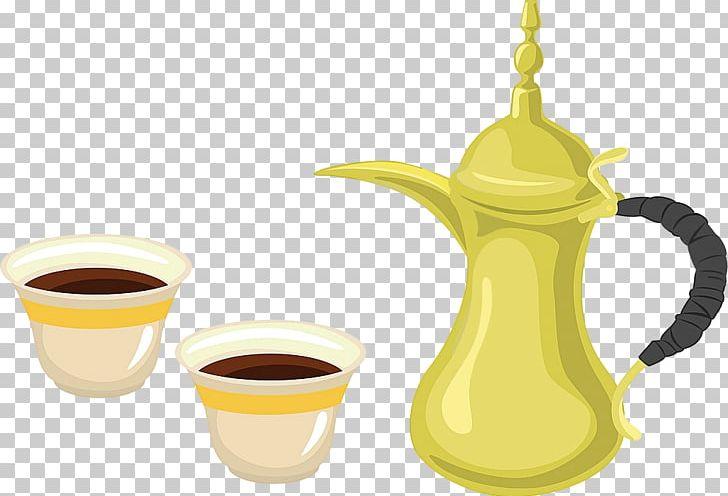 Arabic coffee pot cliparts image library library Arabic Coffee Turkish Coffee Cafe Arabic Tea PNG, Clipart, Arabian ... image library library