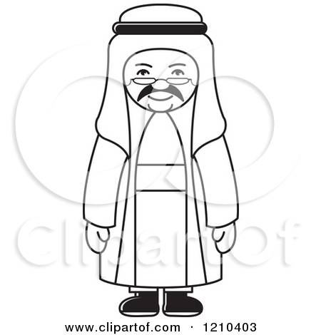 Arabic man clipart clipart freeuse Face for arabic man clipart - ClipartFest clipart freeuse