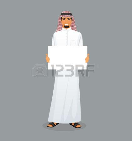 Arabic man clipart vector freeuse library 4,345 Arab Man Stock Vector Illustration And Royalty Free Arab Man ... vector freeuse library
