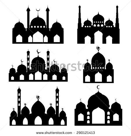 Arabic temple clipart clipart transparent library Arabic Arch Vector Stock Photos, Royalty-Free Images & Vectors ... clipart transparent library
