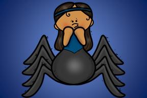 Arachne clipart
