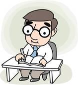 Of businessman team work. Arbeit clipart