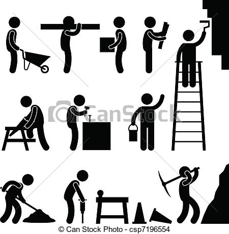 Arbeit clipart svg transparent Work Clipart and Stock Illustrations. 483,297 Work vector EPS ... svg transparent