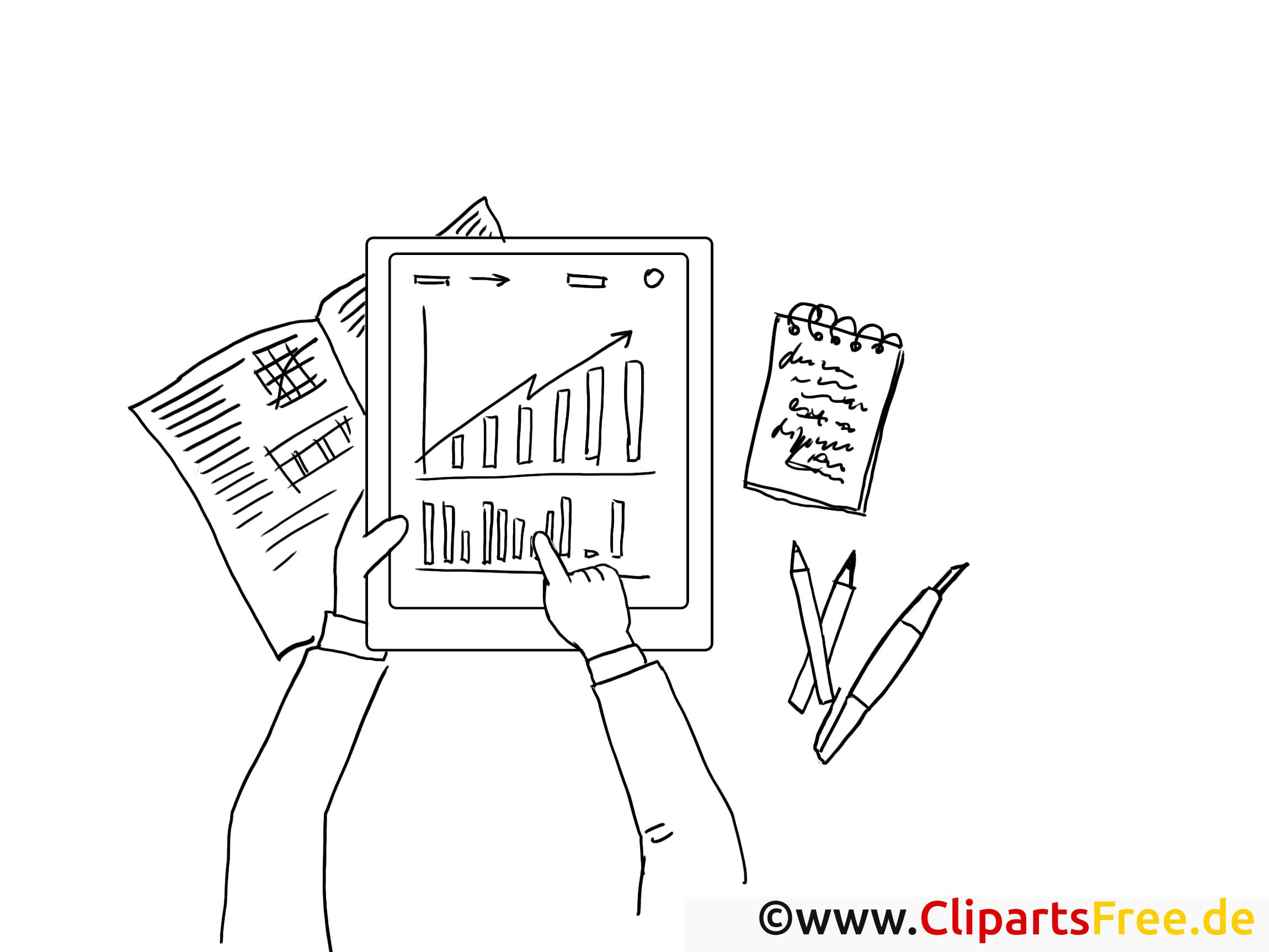 Arbeit wirtschaft technik clipart png royalty free stock Berichte Clipart-Bild zum Ausmalen png royalty free stock