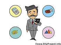 Arbeit wirtschaft technik clipart banner library library Office Clipart download Bilder, Cliparts, Cartoons, Grafiken ... banner library library