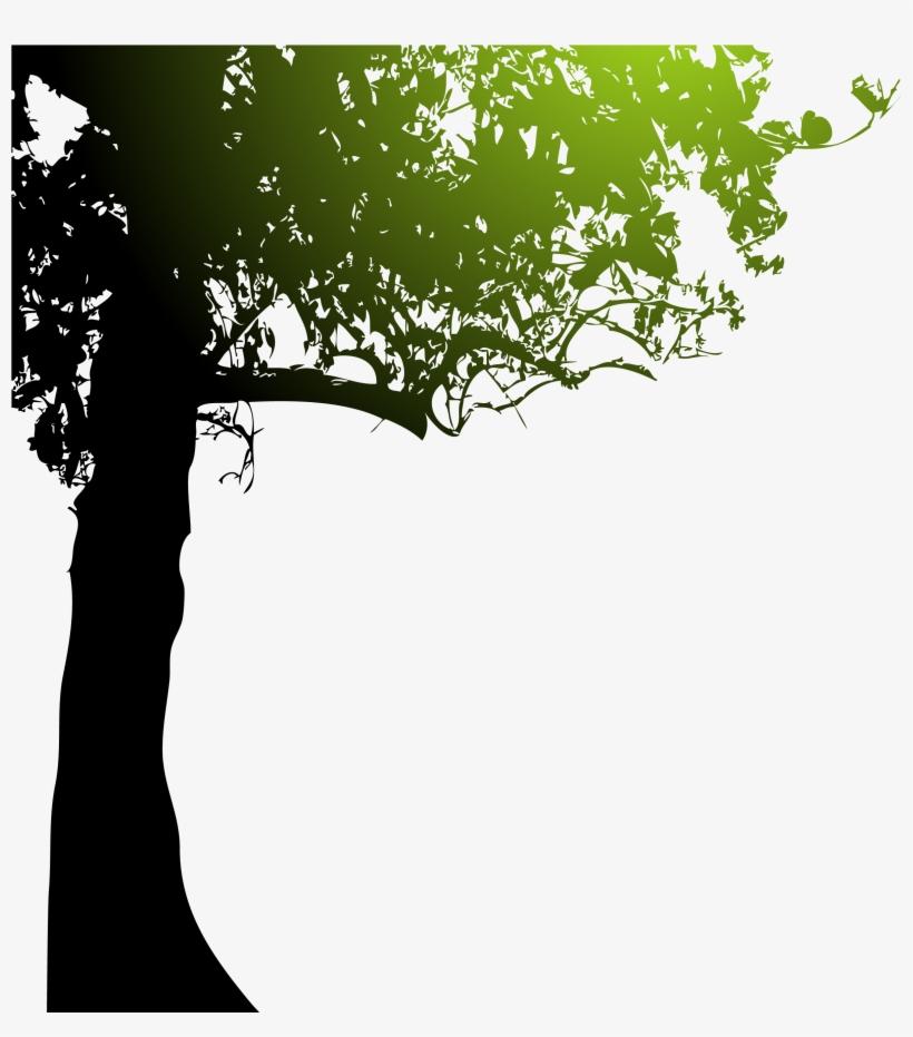 Arbol clipart free clip transparent stock Silhouette Royalty Free Tree - Silueta De Arbol Clipart Transparent ... clip transparent stock