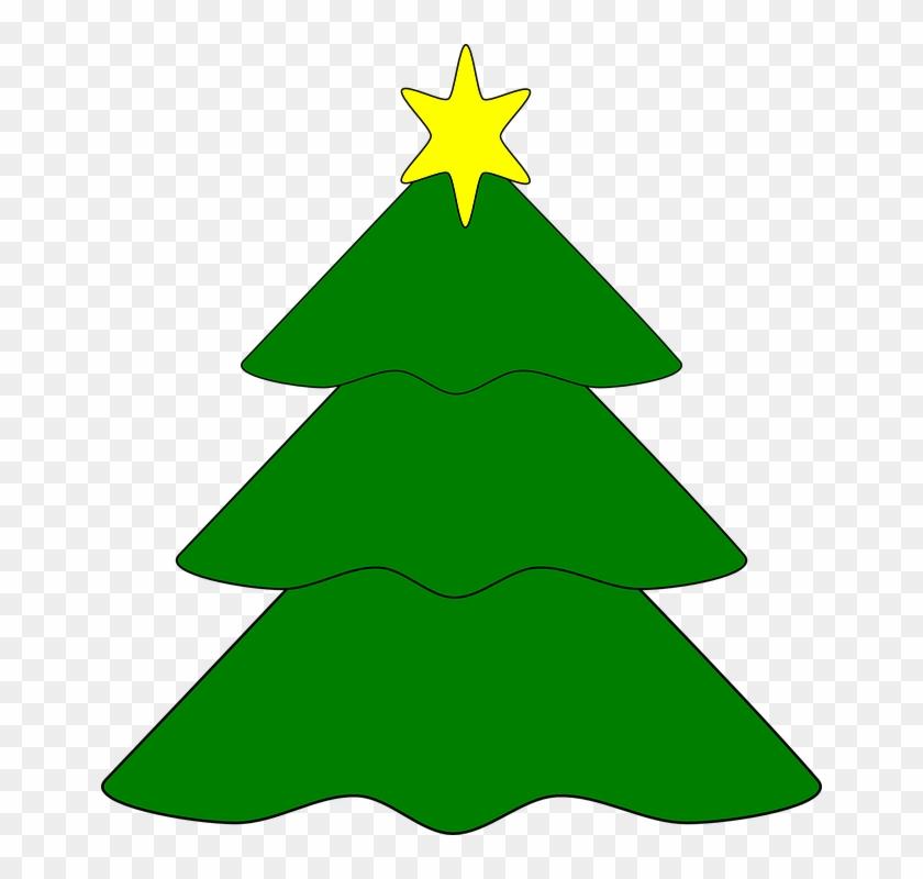 Arbol navideno clipart picture black and white stock Clipart Christmas Tree Star - Arbol De Navidad Con Estrella - Free ... picture black and white stock