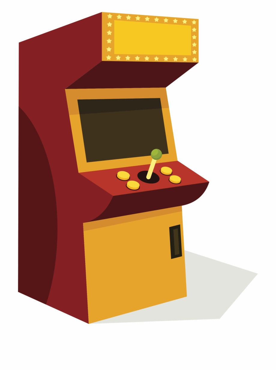 Arcad clipart clip library Joystick Clipart Arcade - Arcade Machine Clipart Free PNG Images ... clip library