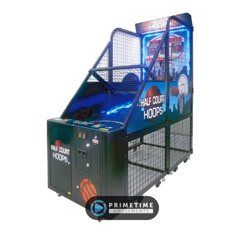 Arcade basketball clipart banner black and white library Basketball Machines For Sale & For Rent | PrimeTime Amusements banner black and white library