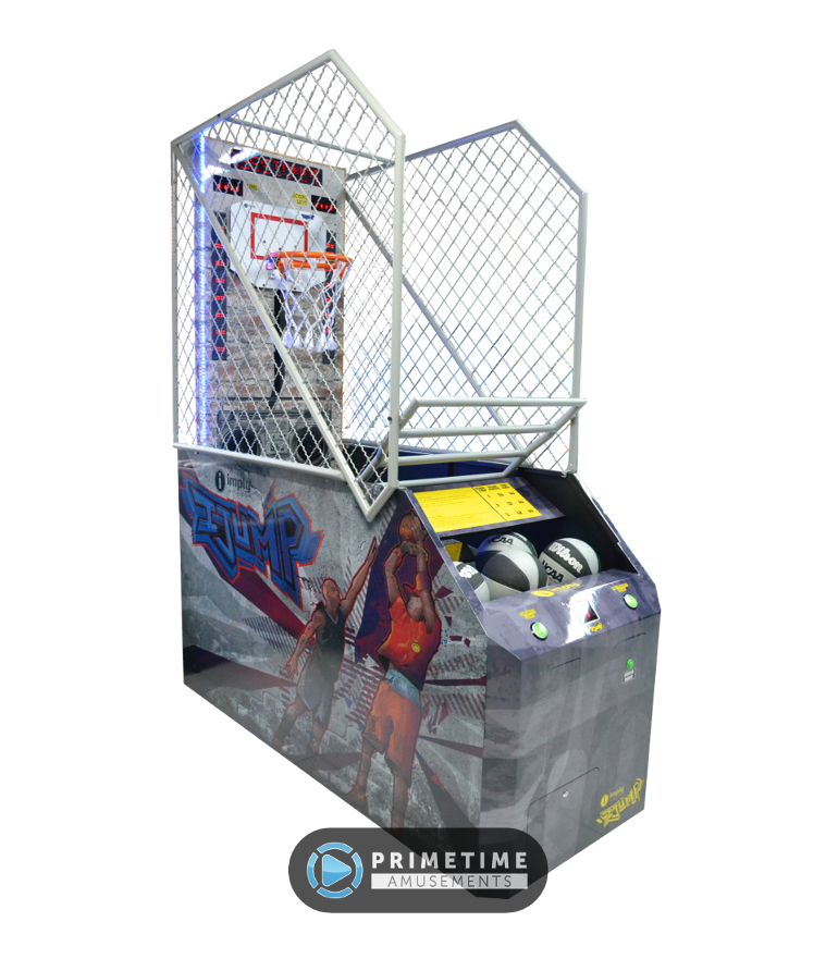 Arcade basketball clipart clipart black and white Basketball Machines For Sale & For Rent | PrimeTime Amusements clipart black and white