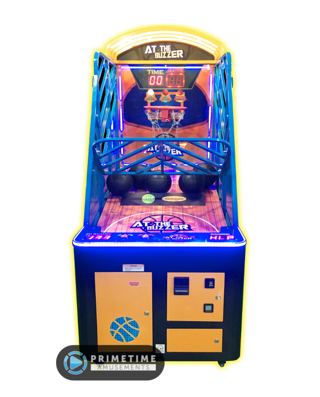 Arcade basketball clipart image black and white library Basketball Machines For Sale & For Rent | PrimeTime Amusements image black and white library