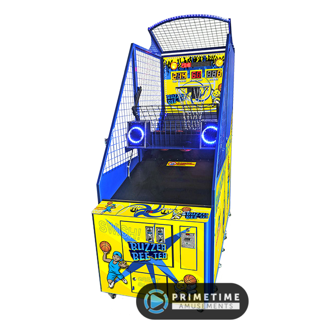 Arcade basketball clipart svg royalty free library Basketball Machines For Sale & For Rent | PrimeTime Amusements svg royalty free library