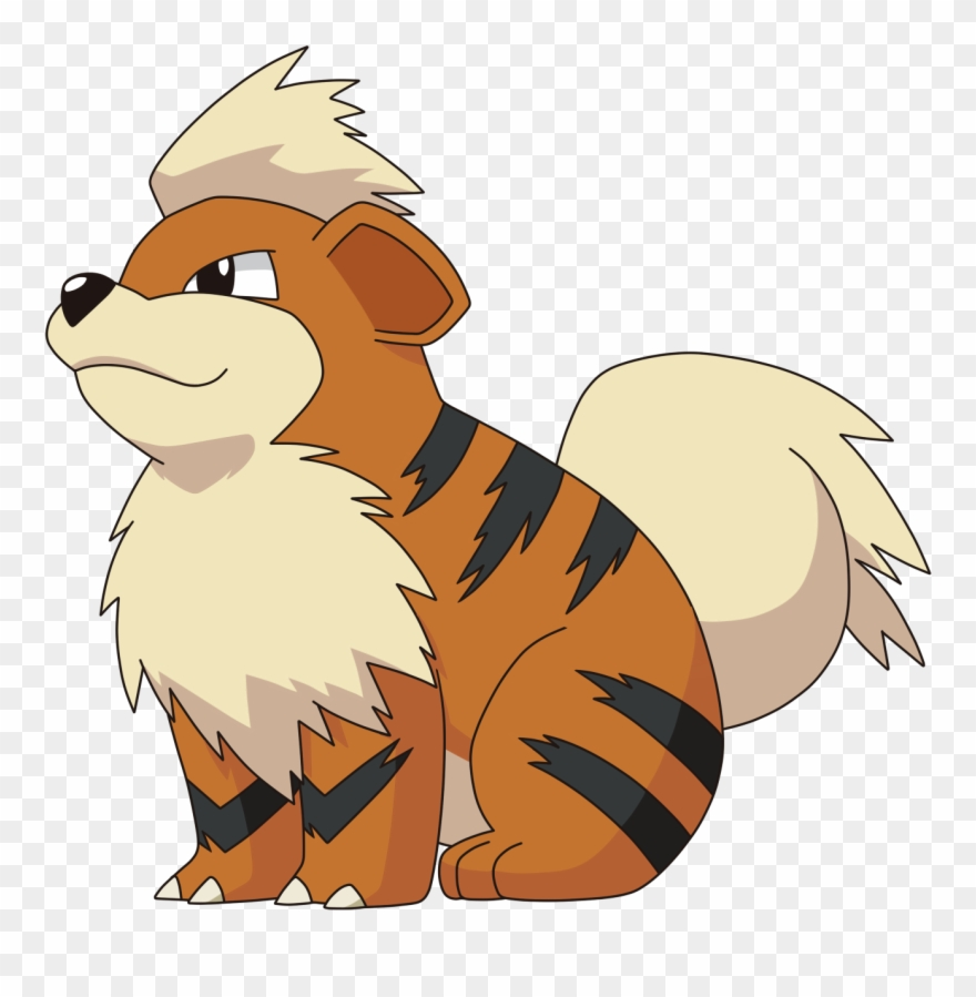 Arcanine clipart jpg free download And Arcanine Images - Growlithe Png Clipart (#818909) - PinClipart jpg free download