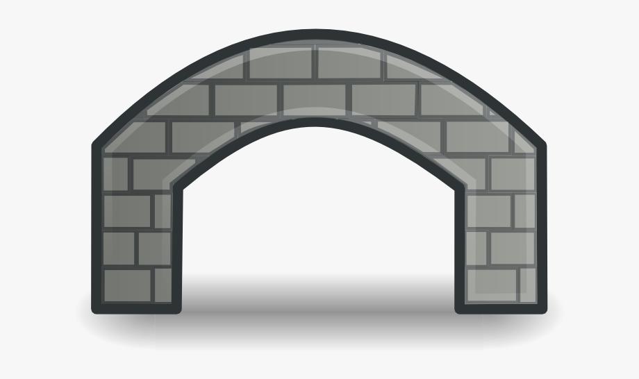 Through arch bridge clipart jpg free Bridge Clipart Arch - Stone Arch Bridge Cartoon #344572 - Free ... jpg free