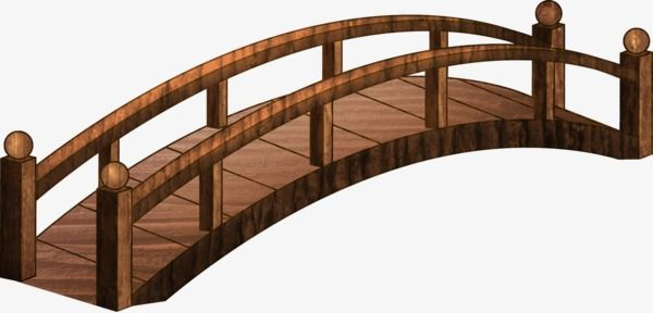 Clipart bridge clip royalty free Wooden Bridge, Bridge Clipart, Bridge, Deck PNG Transparent Image ... clip royalty free