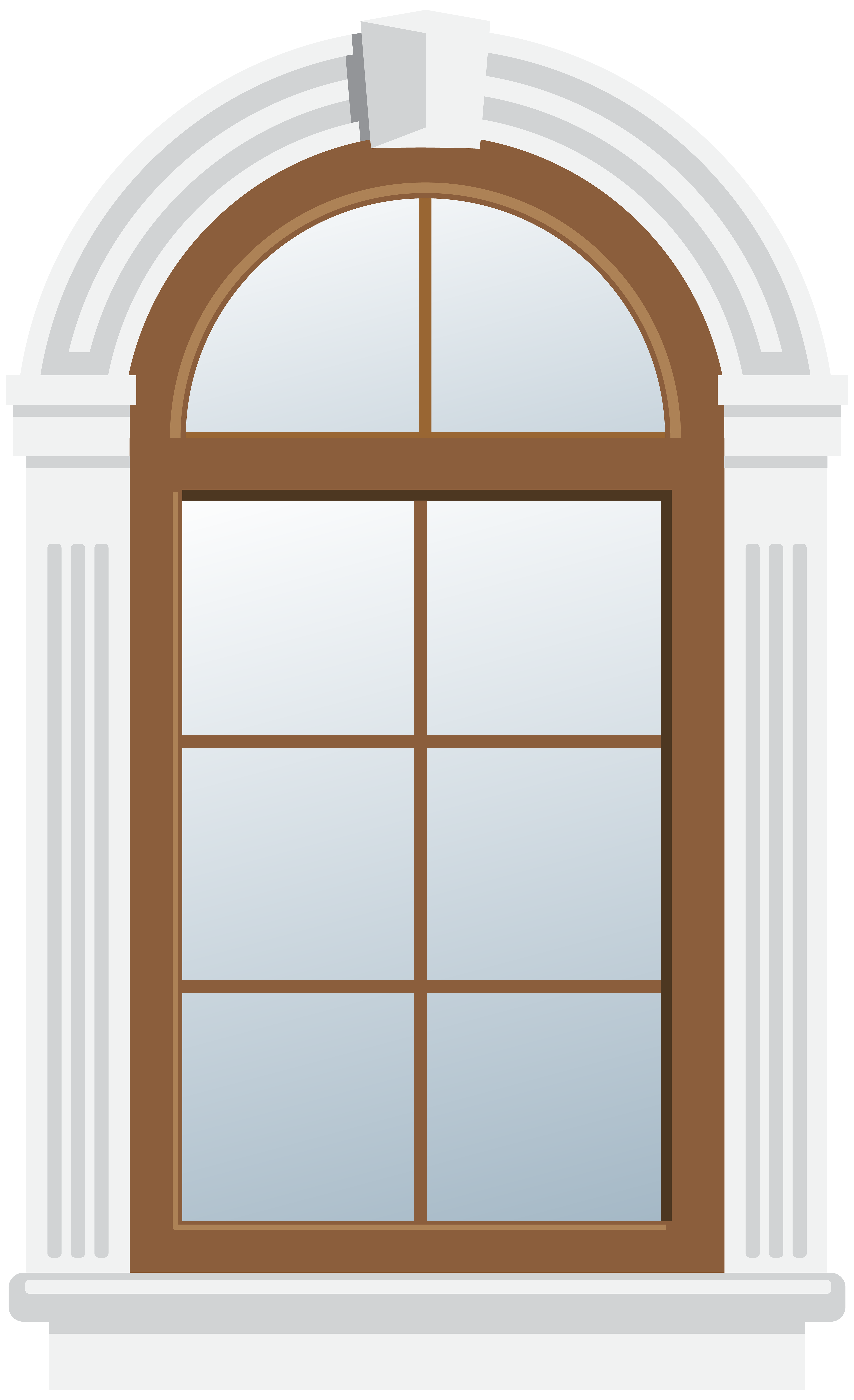 Arch window clipart clip art library download Arch Window PNG Clip Art - Best WEB Clipart clip art library download