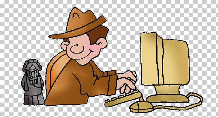 Archaeology clipart kid free
