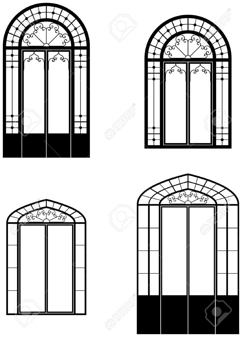 Arched door clipart jpg free stock Arched Door Clipart Clipground, Door Design Clip Art - Getoutma jpg free stock