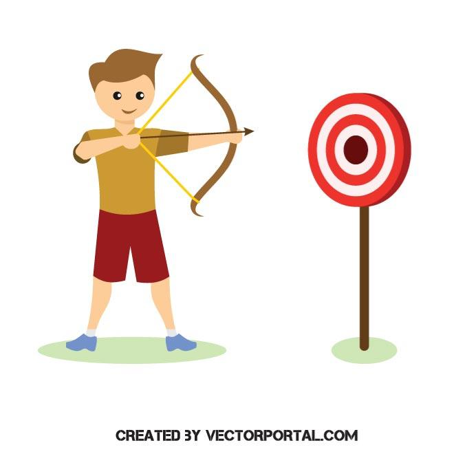 Archer jpg clipart stock ARCHER VECTOR CLIP ART - Free vector image in AI and EPS format. stock