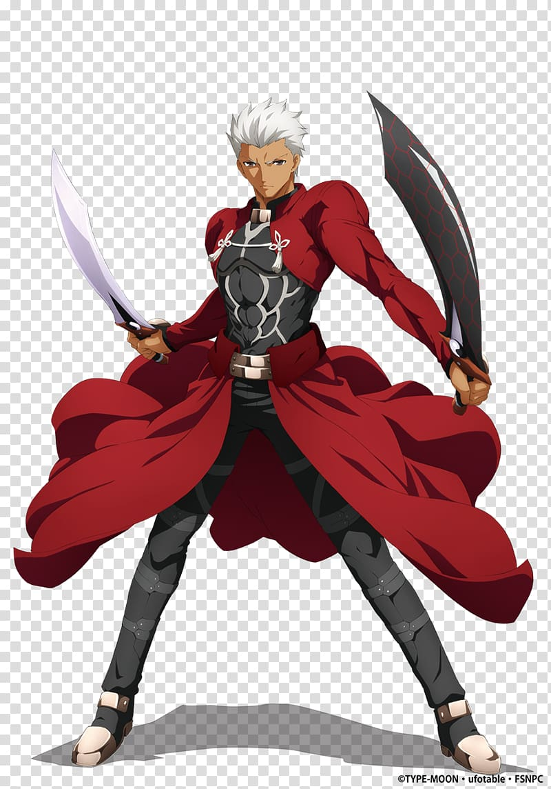 Archer fate stay night clipart image freeuse Fate/stay night Archer Fate/hollow ataraxia Shirou Emiya Saber, fate ... image freeuse