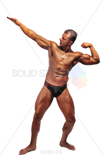 Archer pose body building clipart clipart black and white library Body Builder Png (106+ images in Collection) Page 2 clipart black and white library