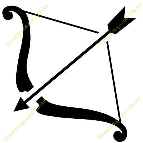 Archery arrow clipart jpg graphic black and white stock Cute bow arrow jpg clipart - ClipartFest graphic black and white stock