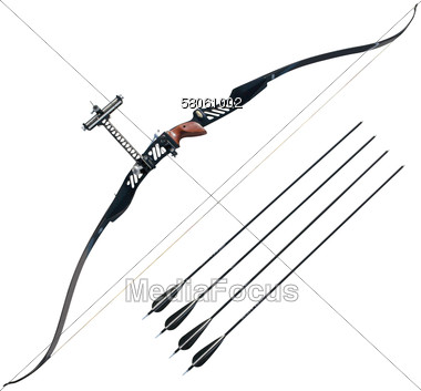Archery arrow clipart jpg image royalty free Archery bow and arrow clipart - ClipartFest image royalty free