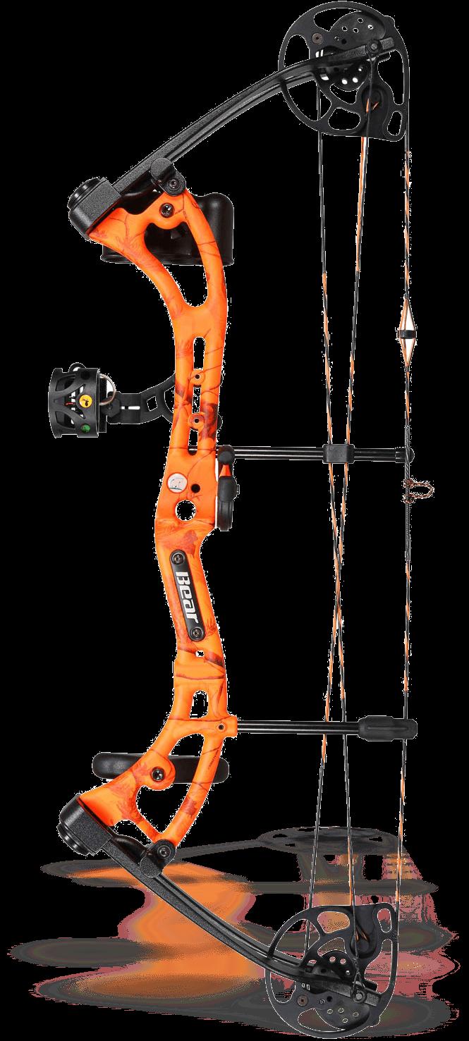 Archery bear clipart