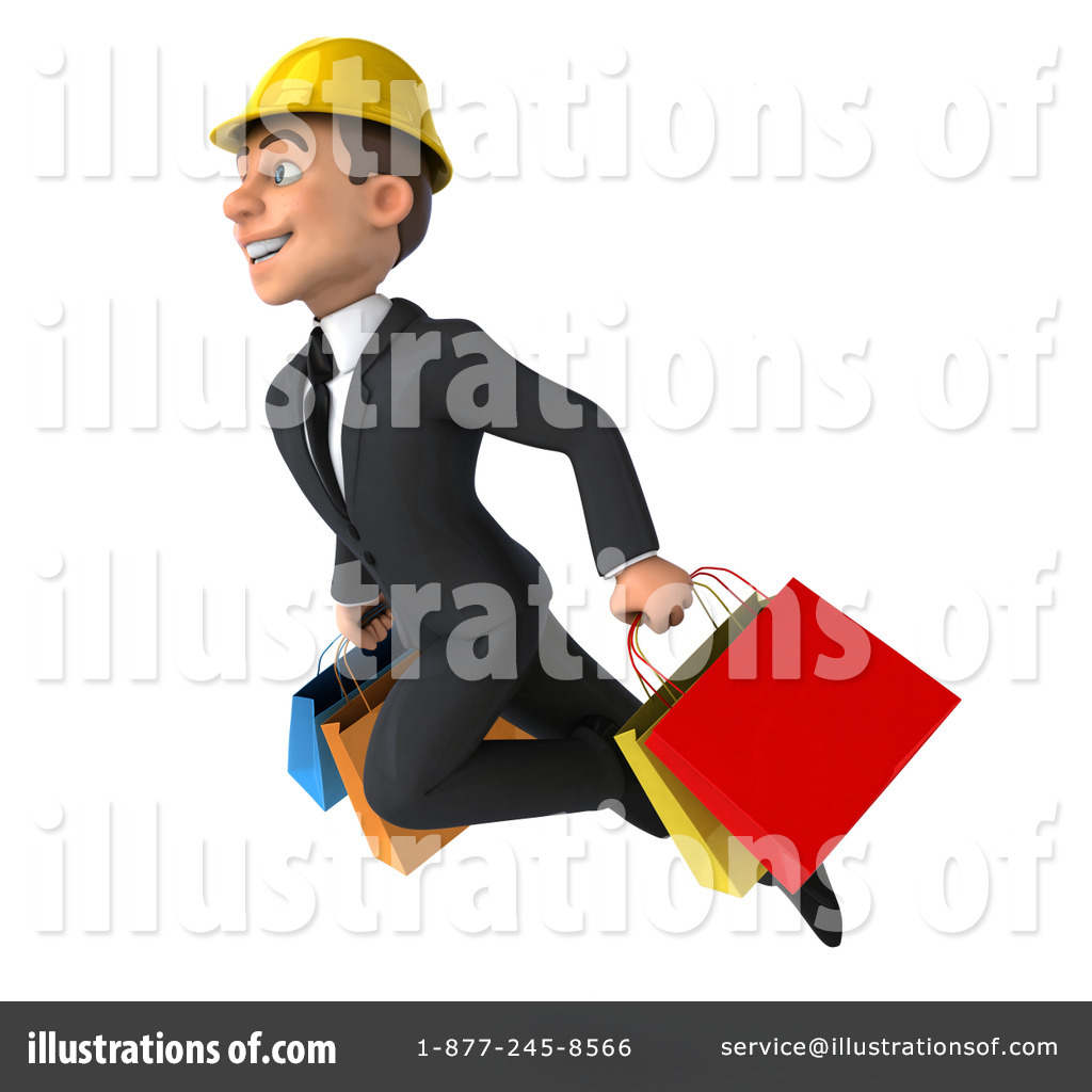 Architect clipart royalty free banner transparent download White Male Architect Clipart #1331392 - Illustration by Julos banner transparent download