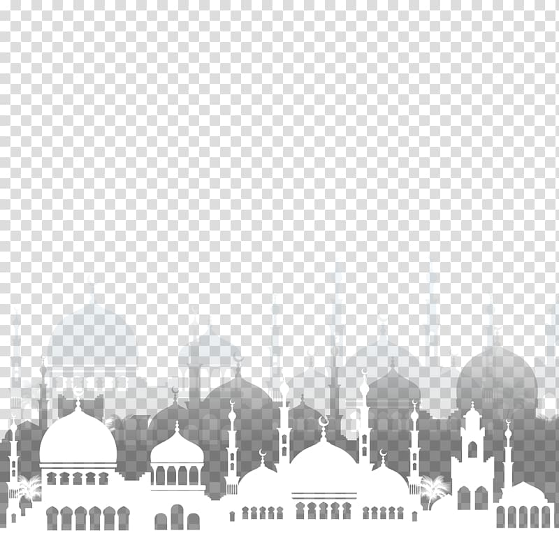 Architectural decorations clipart vector royalty free library Islam Ramadan Mosque Illustration, Islamic mosque architecture ... vector royalty free library