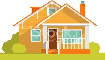 Architecture background clipart svg stock Architecture Background With Family House stock vectors - Clipart.me svg stock