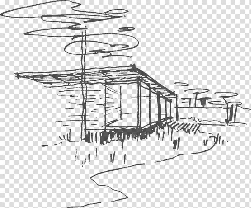 Architecture black and white clipart vector library library Architecture Architectural drawing Sketch, design transparent ... vector library library