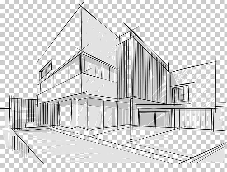 Architecture clipart vector royalty free download Architecture Drawing Building Sketch PNG, Clipart, Angle, Architect ... vector royalty free download