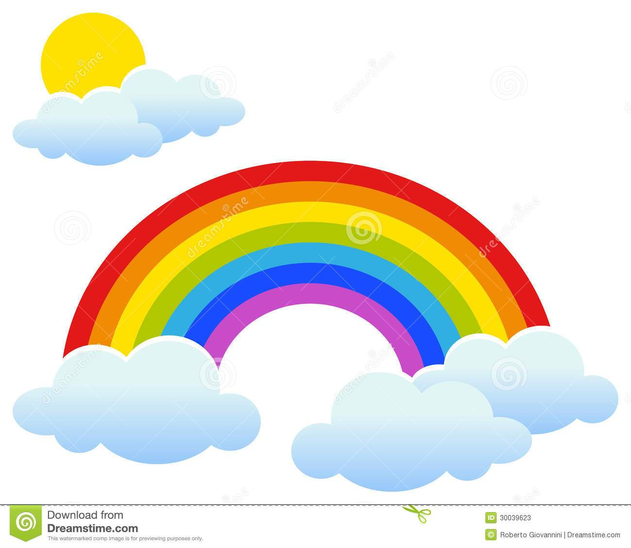 Arcobaleno clipart picture Clipart arcobaleno 6 » Clipart Portal picture