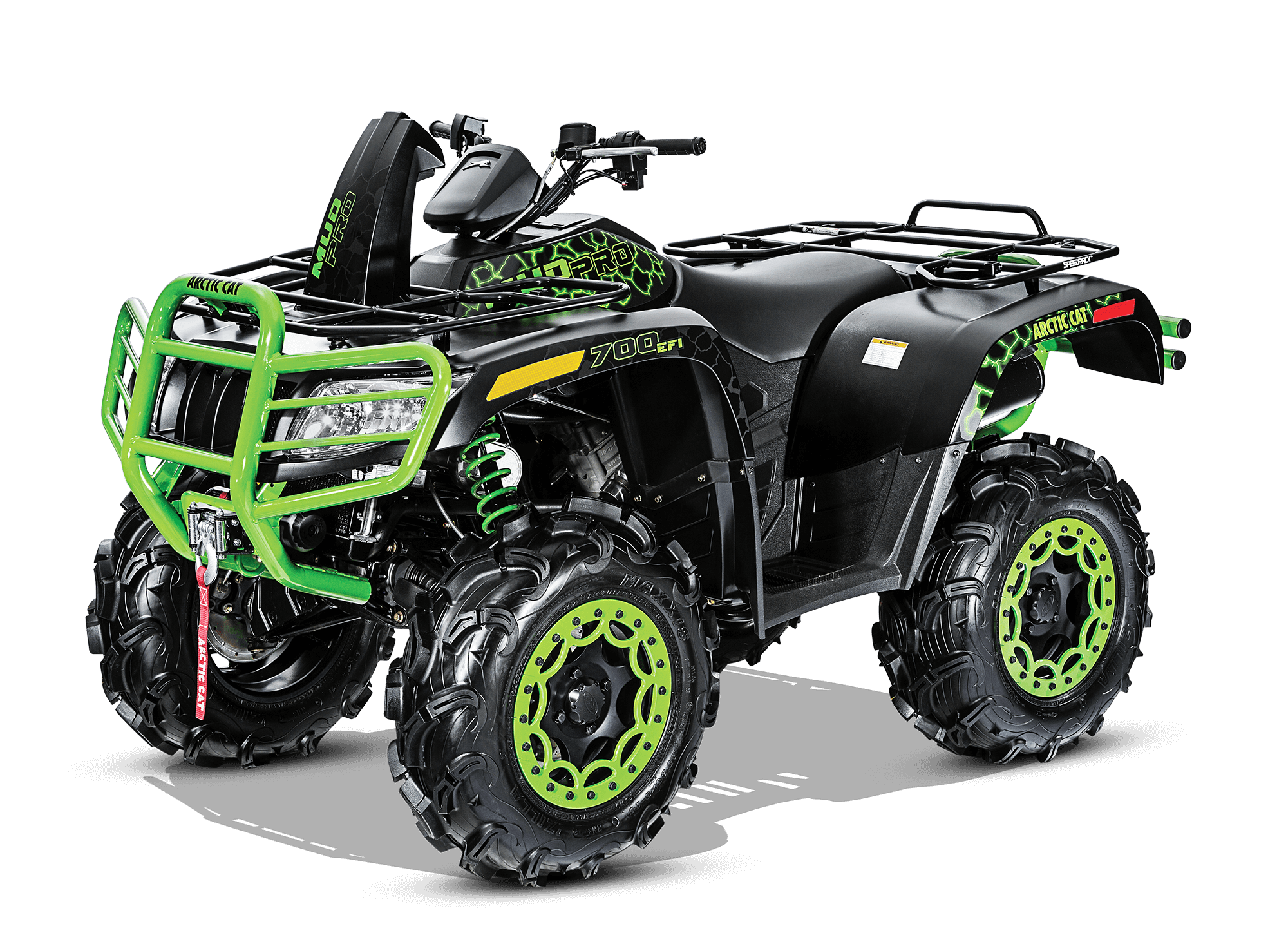 Arctic cat clipart clipart black and white download Arctic Cat MudPro 700 Limited with a powerful 695 CC, SOHC, 4-Stroke ... clipart black and white download