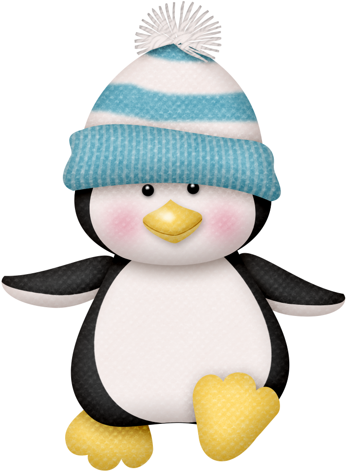 Cute christmas penguin clipart clip art freeuse library lliella_penguin1.png | Pinterest | Clip art, Penguins and Crafts clip art freeuse library