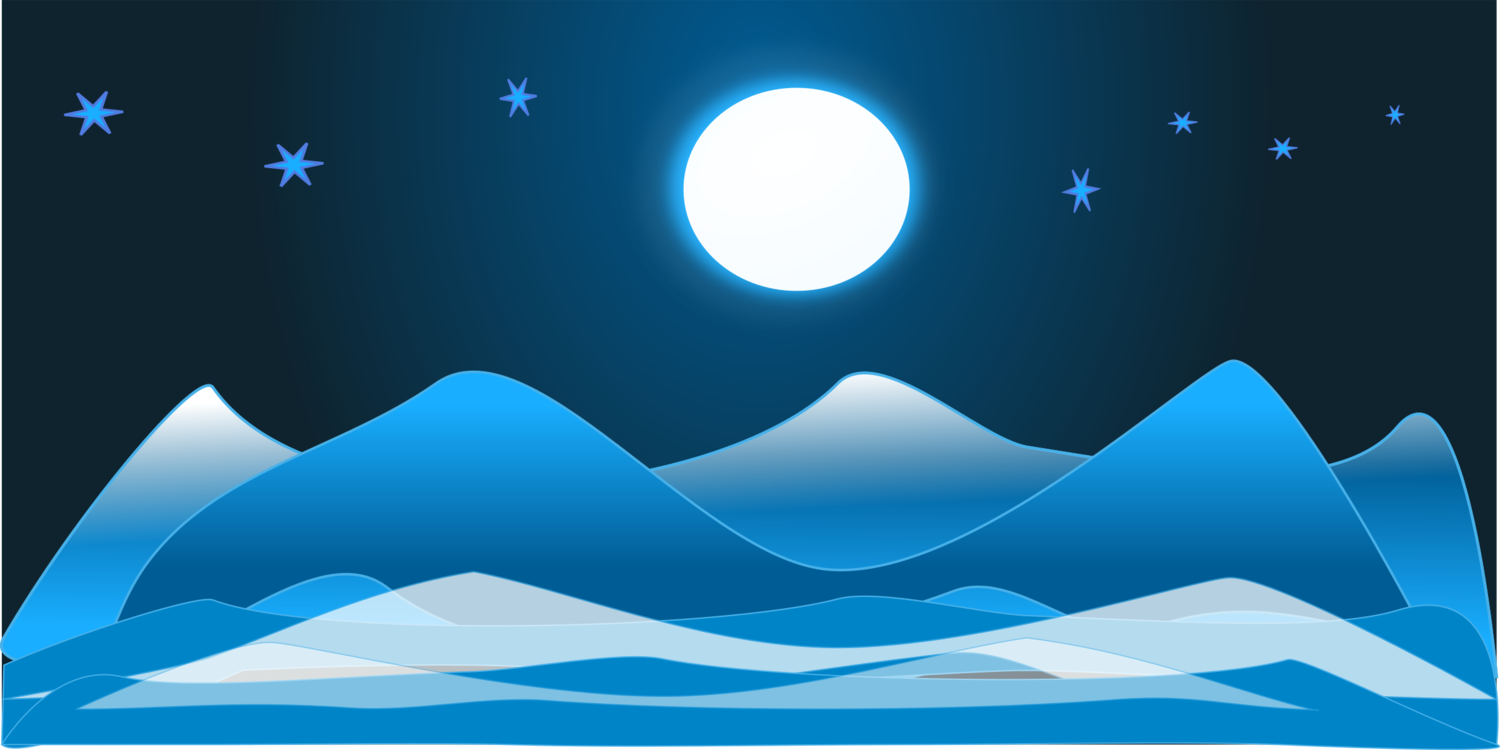 Arctic scene clipart graphic royalty free stock Blue,Atmosphere,Light Vector Clipart - Free to modify, share, and ... graphic royalty free stock