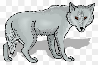 Arctic wolf head clipart picture black and white stock Free PNG Wolf Clipart Clip Art Download - PinClipart picture black and white stock