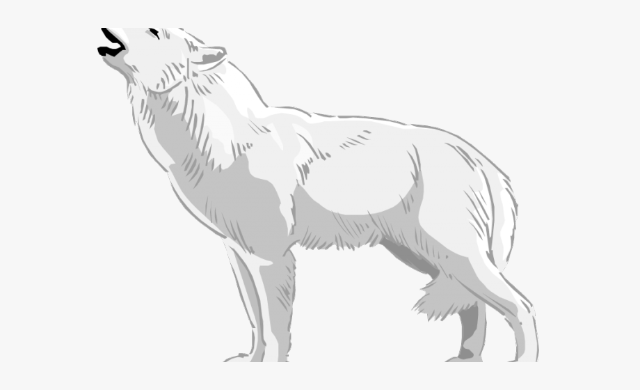 Arctic wolves clipart banner royalty free Arctic Wolf Clipart Vicious - Arctic Wolf Clipart Black And White ... banner royalty free