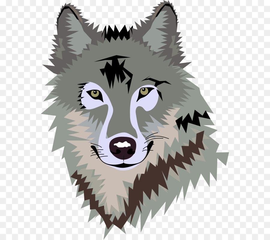 Arctic wolves clipart clipart library library Wolf Drawing png download - 628*800 - Free Transparent Arctic Wolf ... clipart library library