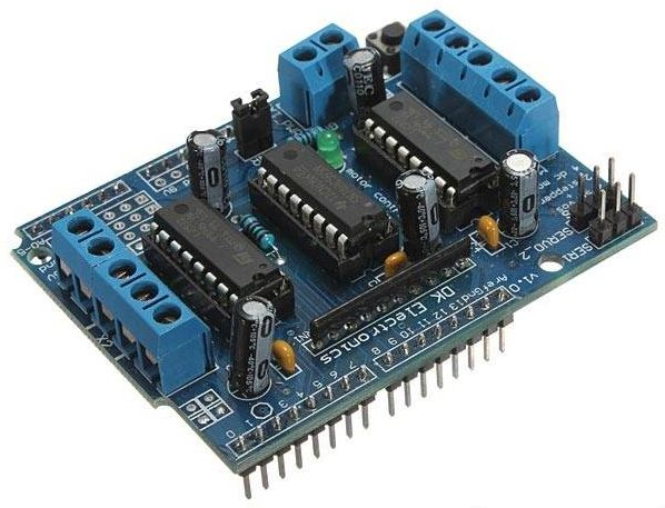 Arduino motor shield clipart picture royalty free stock Mechanica Firmware - Makelangelo (Arduino Motor Shield) picture royalty free stock